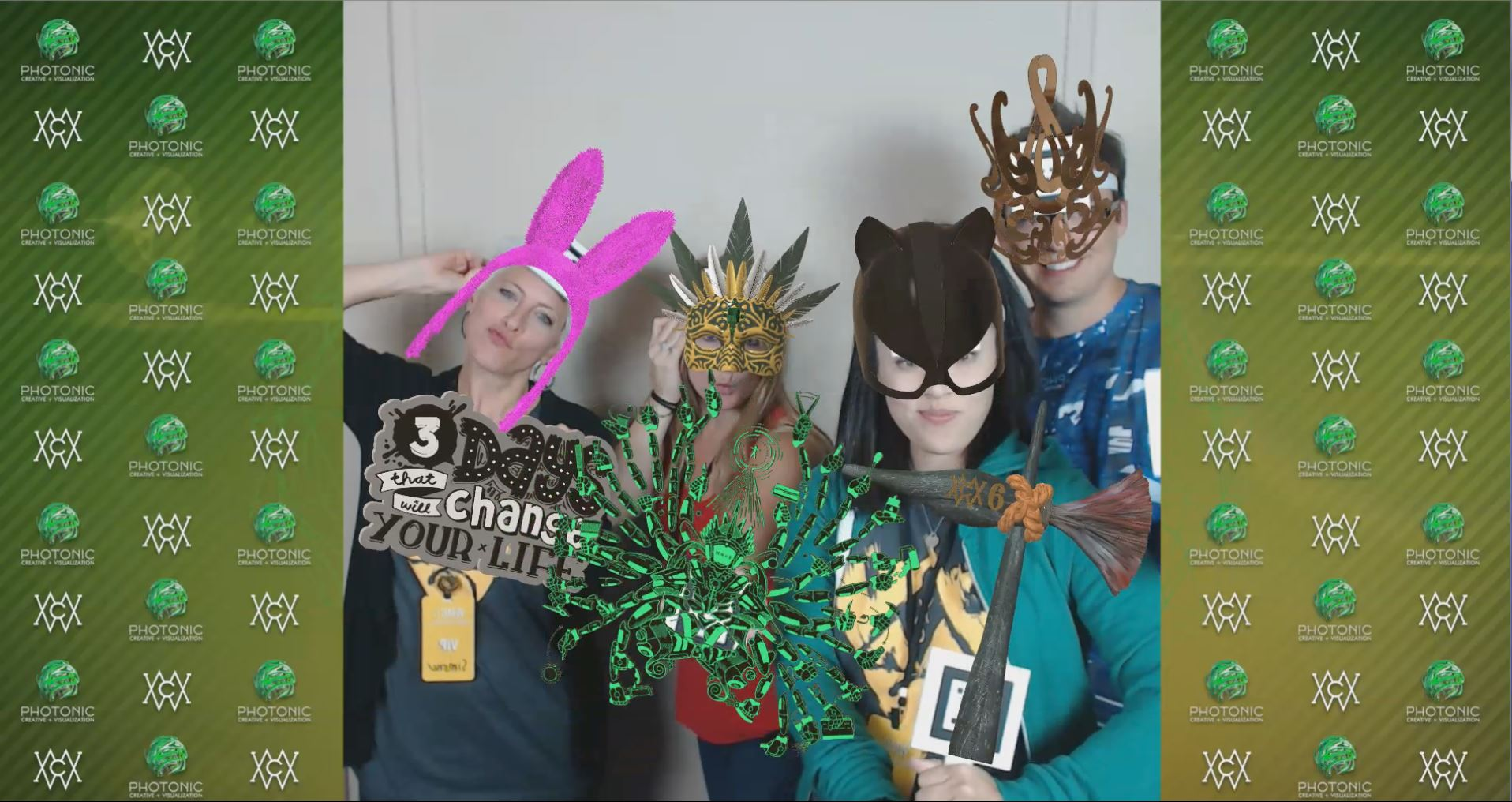 AR Video Booth – WMC Fest 6