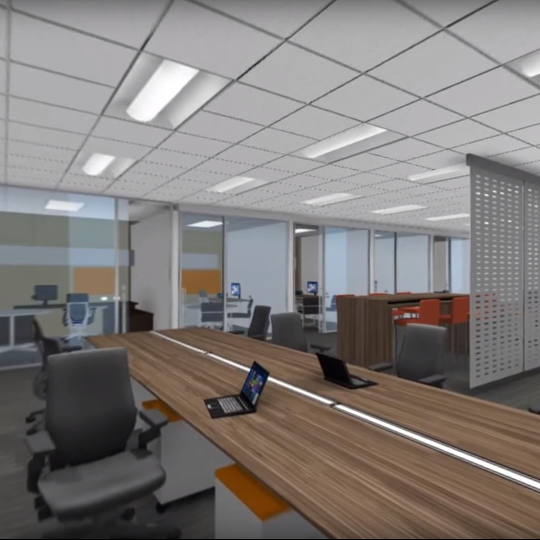 Architectural fly through animations can be fast and efficient 360 VR