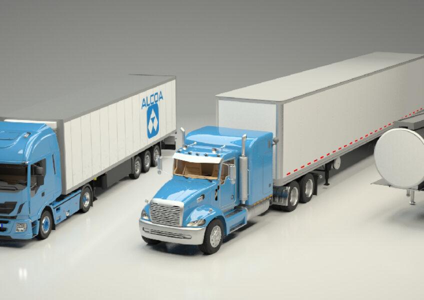 truck renderings